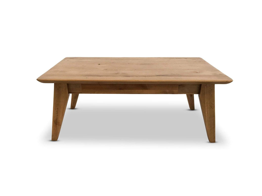 timber Coffee Table made from Beautiful American Oak
