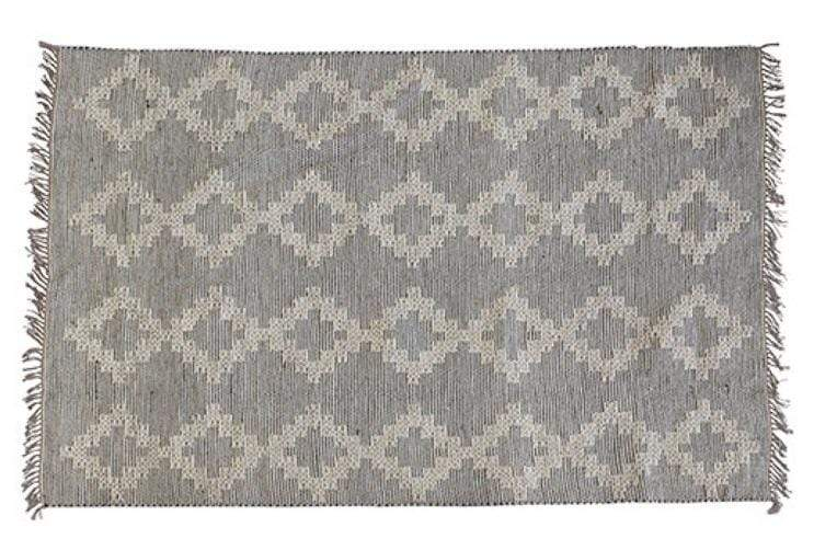 Diamond Step Rug