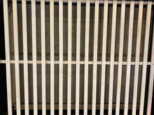 Full slat system for fabric bed frame