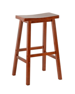 Barstool made from Solid Oak Construction