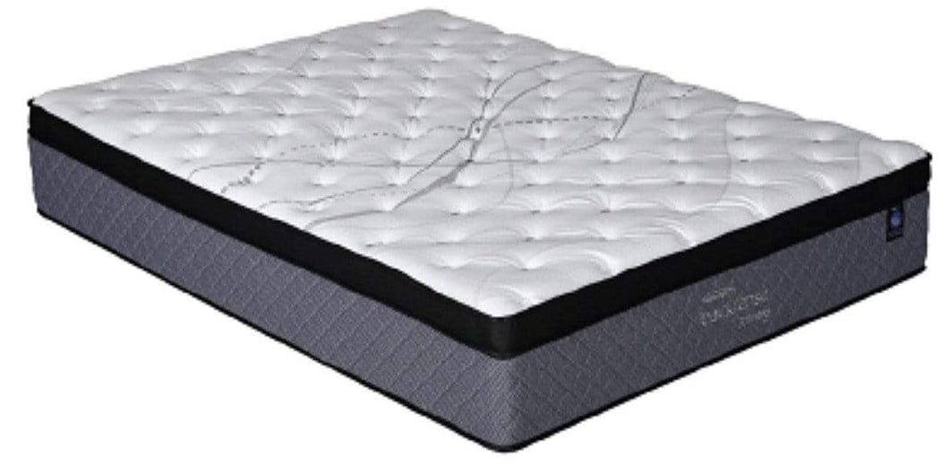 Therapedic Back Sense 3 Zone Pocketspring Mattress