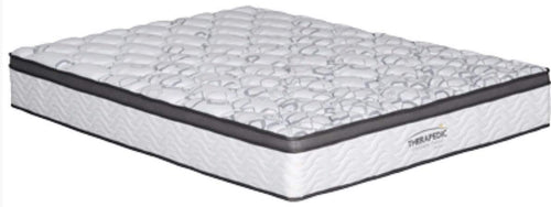 Therapedic Chiro Comfort Gel 5 Zone Pocketspring Mattress
