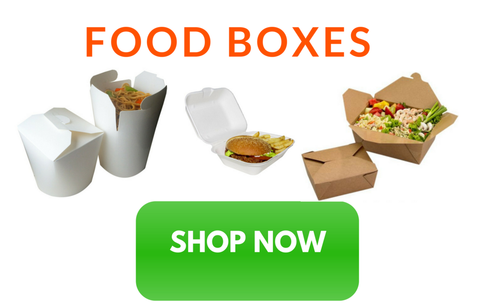 Takeaway Food Boxes