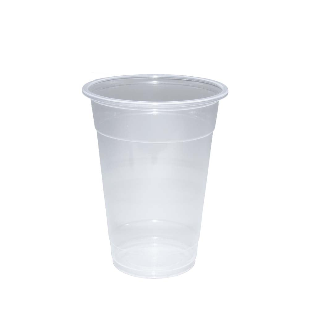 Clear Plastic Cup Smoothie 16oz Pp Cup X 1000 Streetfood
