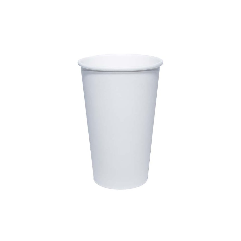 16oz-white-paper-cup-single-wall-streetfoodpackaging