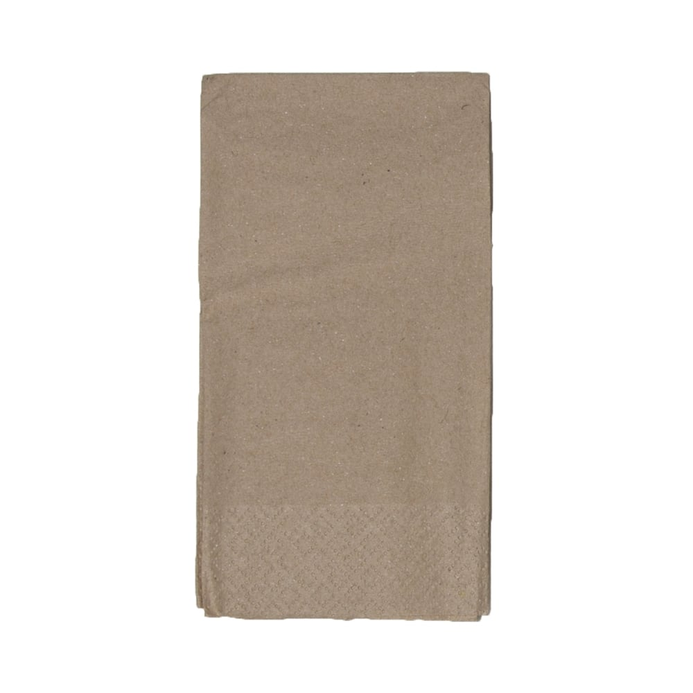 33cm-2-ply-8-fold-brown-napkin-streetfoodpackaging