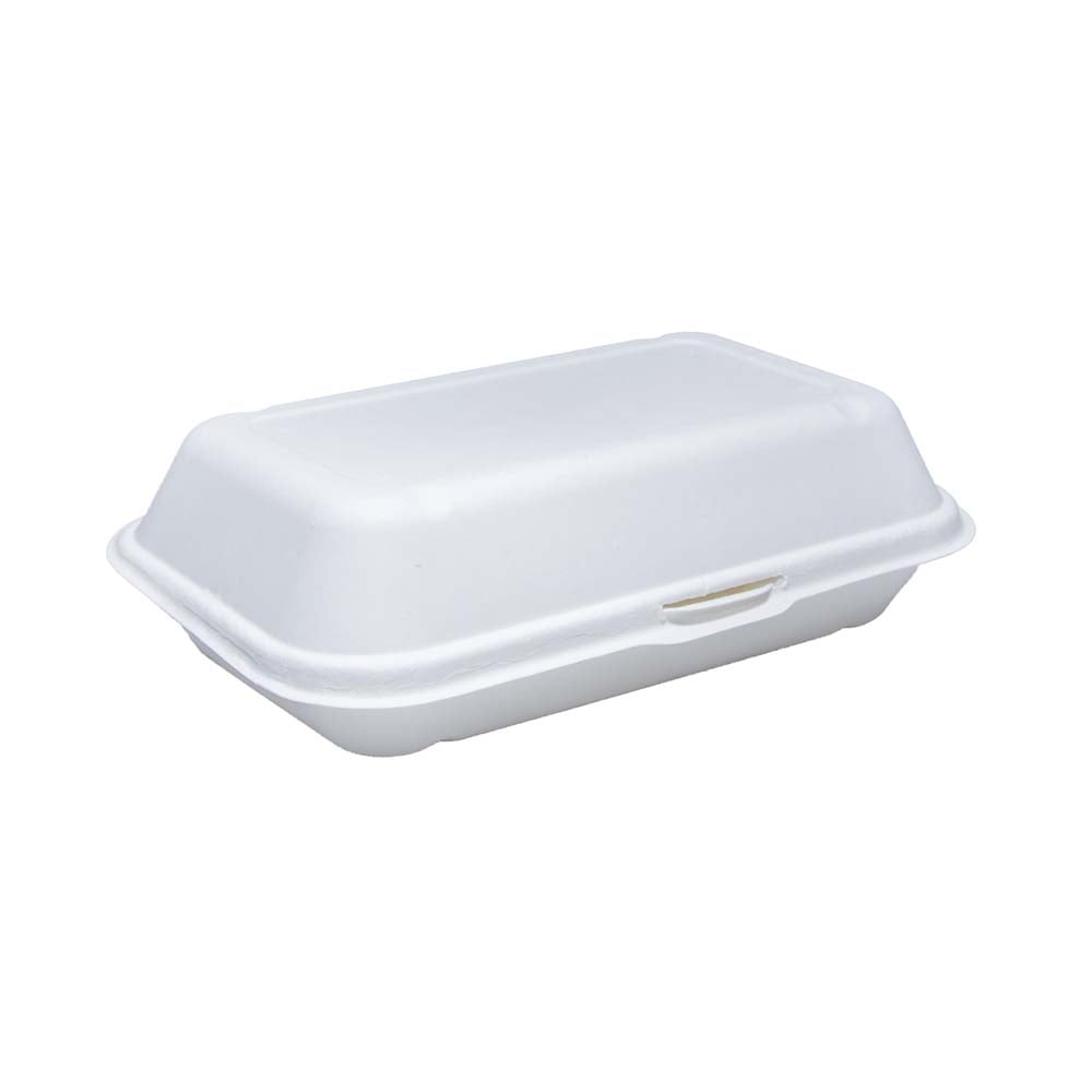 Takeaway Food Box - Bagasse Disposable Container| 750ml (Case x 250)