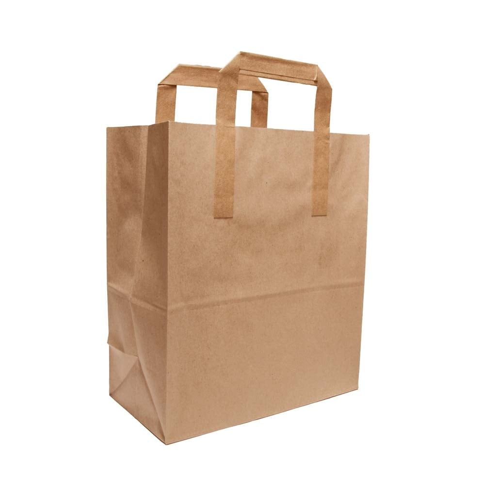 Paper Bags Streetfood Packaging