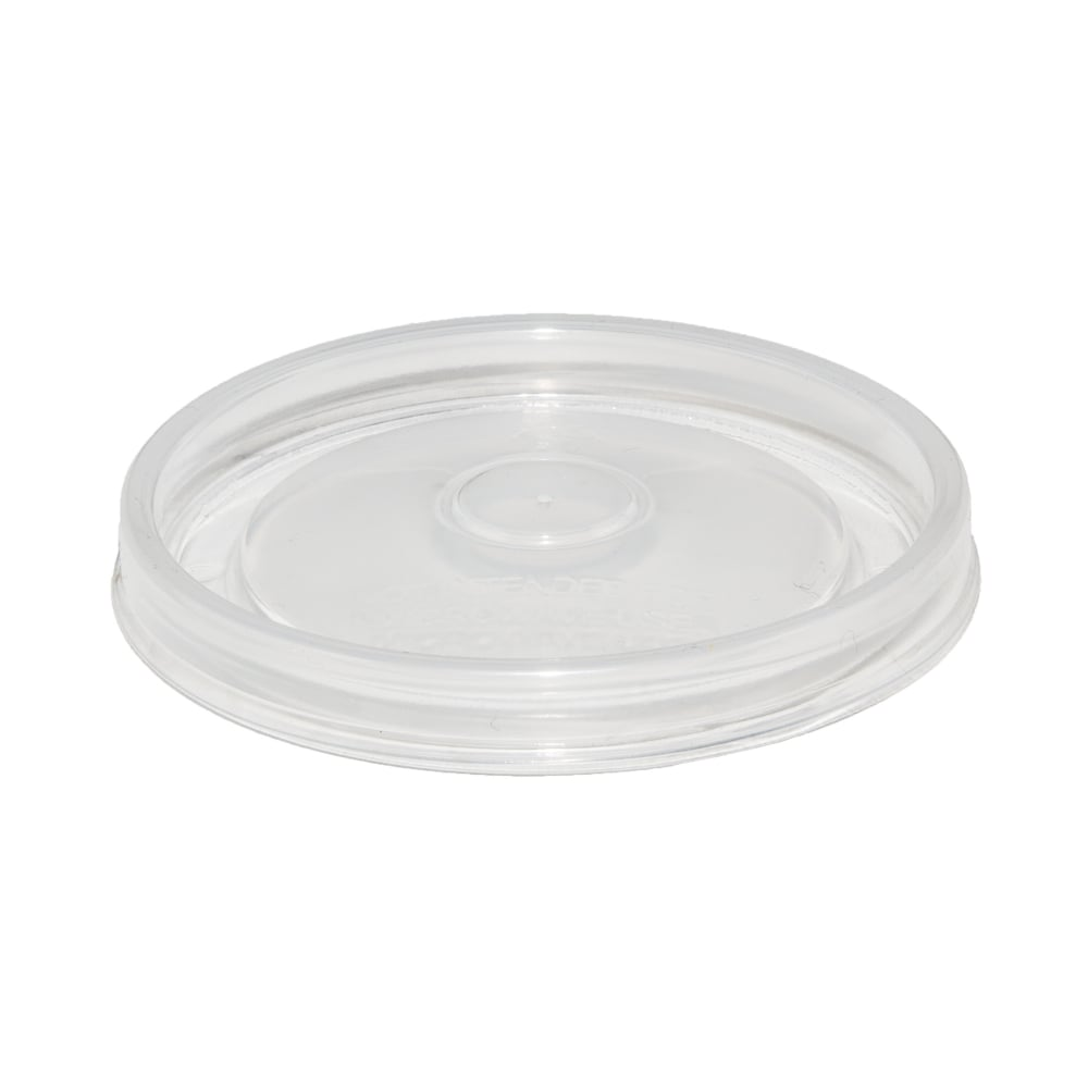 Plastic Soup Lid For 8oz 12oz Container X 500 Streetfood Packaging