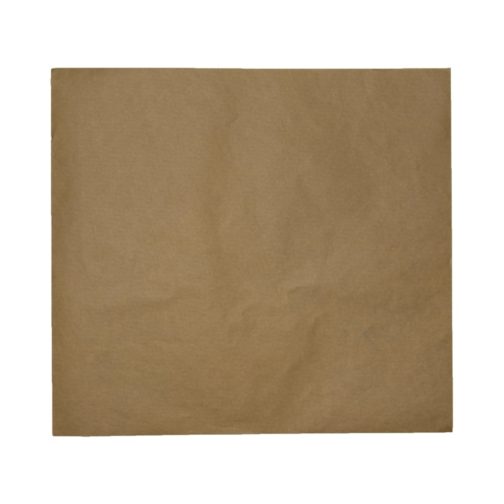 Greaseproof Burger wrapping paper - unbleached sheet