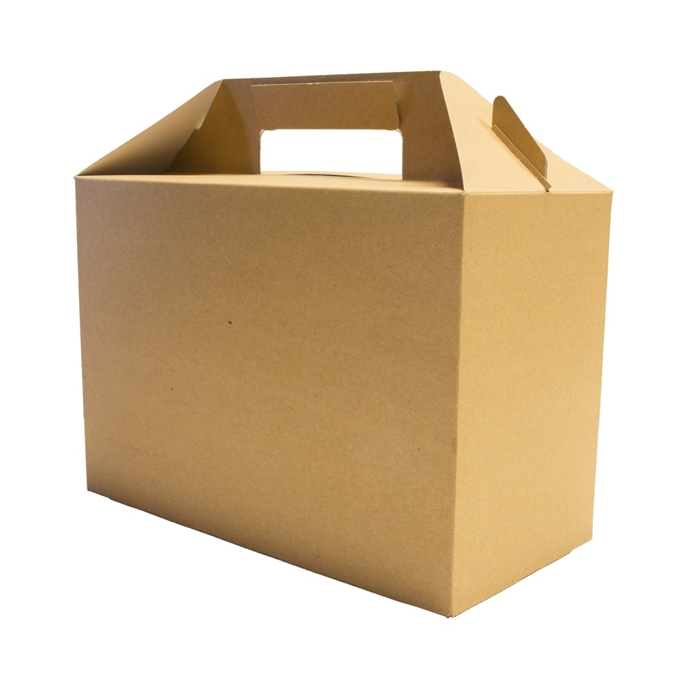 food box takeaway carry pack boxes large x 125 streetfood packaging streetfood packaging. Black Bedroom Furniture Sets. Home Design Ideas