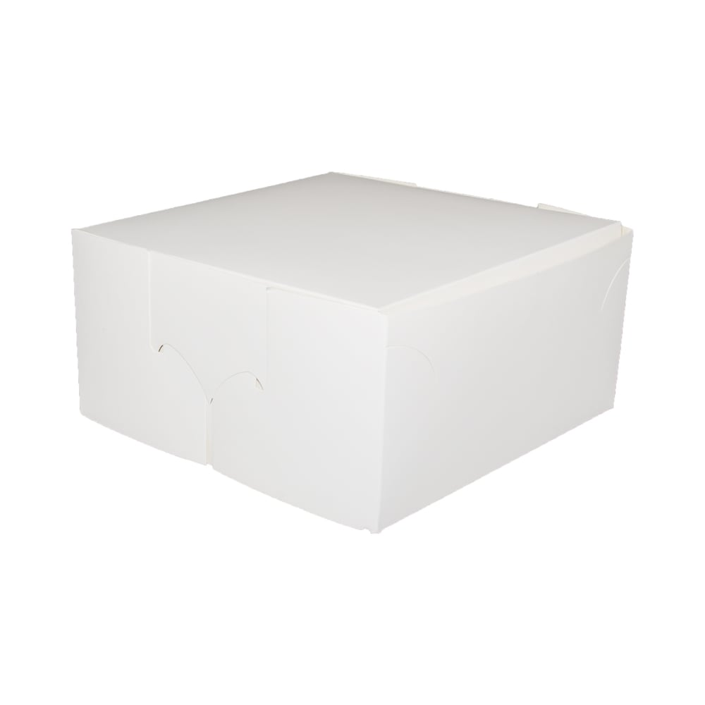 small-white-folding-cake-box