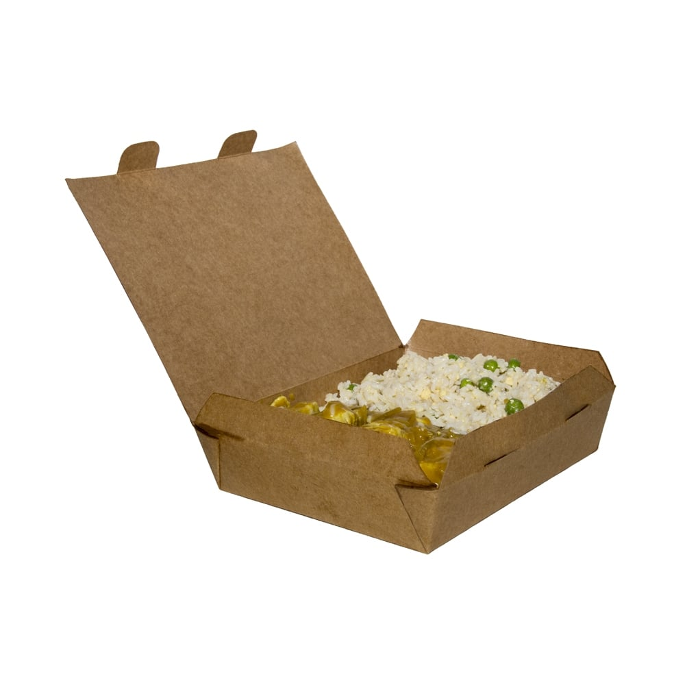 Cardboard Food Boxes|Disposable Box No 11 x 300|Streetfood