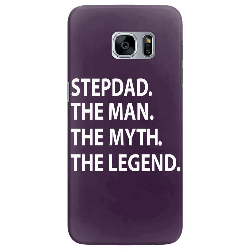 stepdad the man the myth the legend Samsung Galaxy S7 Edge