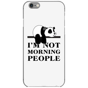 im Not Morning People iPhone 6/6s Case