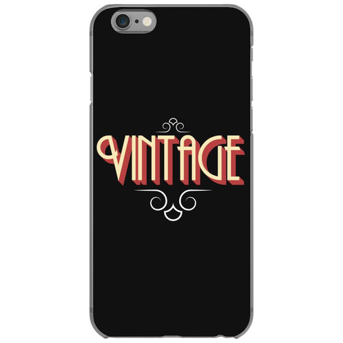Vintage iPhone 6/6s Case