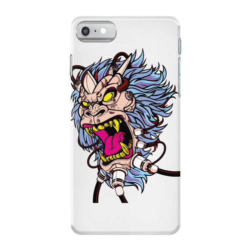 space monkey iPhone 7 Case