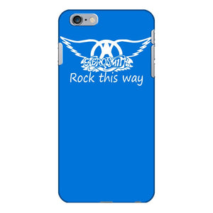 uomo 1 aerosmith band music hard rock musica iPhone 6/6s Plus Case