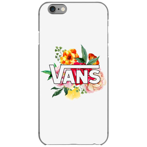 Vans Floral iPhone 6/6s Case
