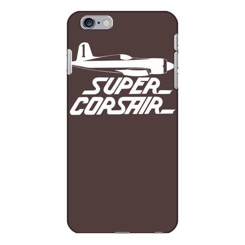 super corsair race 1 reno air racer decal f4u f2g air racing iPhone 6/6s Plus Case