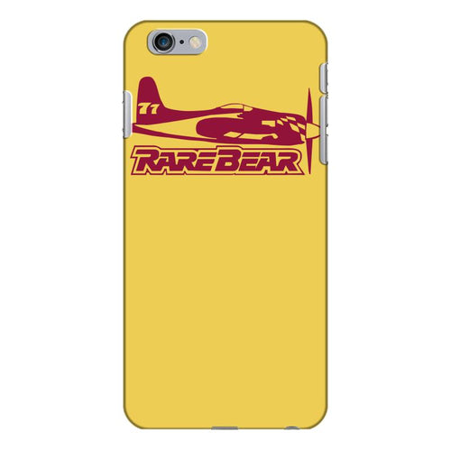 reno air racer decal air racing unlimited iPhone 6/6s Plus Case