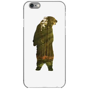 Bear in The Forest iPhone 6/6s Case