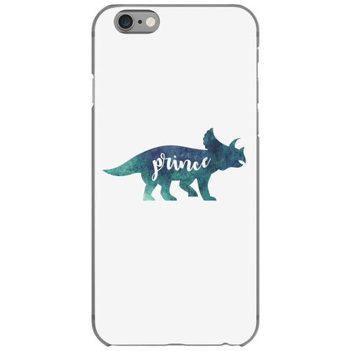 Prince Dinosaur iPhone 6/6s Case