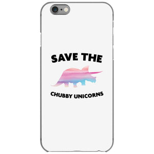Save The Chubby Unicorns iPhone 6/6s Case