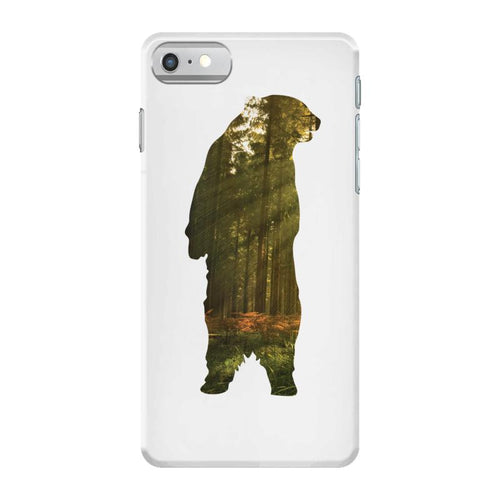 Bear in The Forest iPhone 7 Case