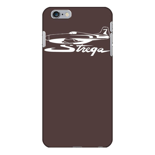 strega p 51 mustang race 7 reno air racer decal merlin air racing iPhone 6/6s Plus Case