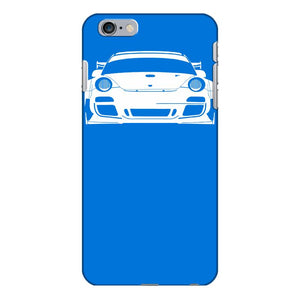 rs racing cup car carrera turbo race tuning iPhone 6/6s Plus Case