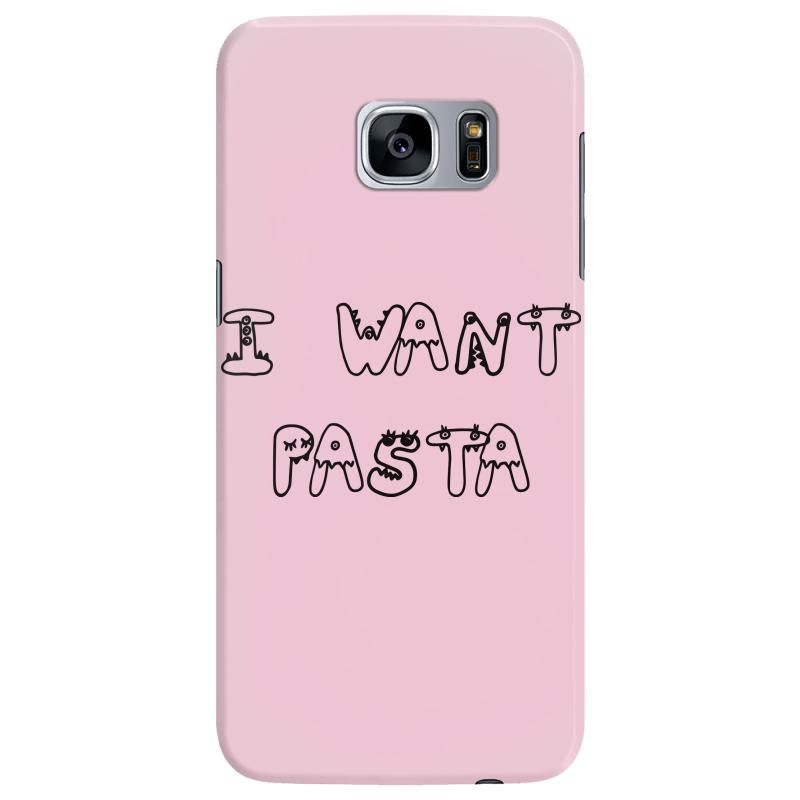 i want pasta Samsung Galaxy S7 Edge