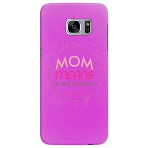 mom means Samsung Galaxy S7 Edge