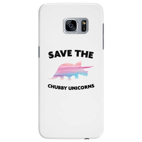 Save The Chubby Unicorns Samsung Galaxy S7 Edge