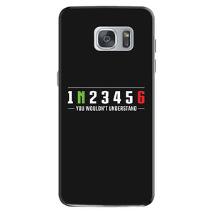 1N23456 You wouldn't understand. Motorcycle gears Samsung Galaxy S7