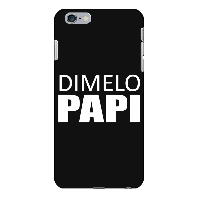 dimelo papi nicky jam reggaeton regueton iPhone 6/6s Plus Case