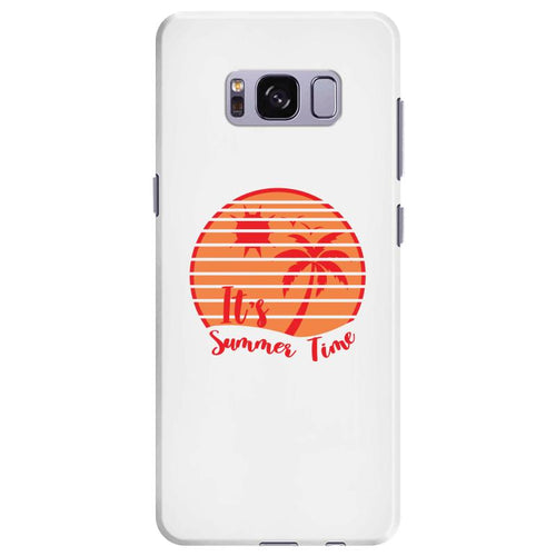 its Summer Time Samsung Galaxy S8 Plus