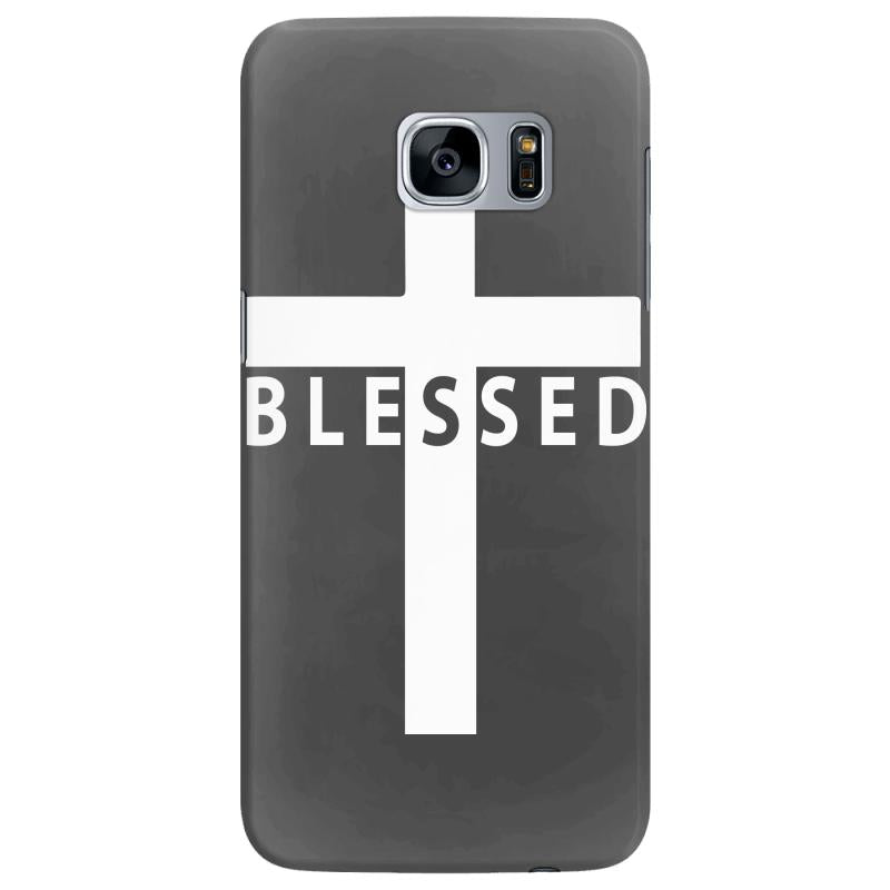 blessed cross w Samsung Galaxy S7 Edge