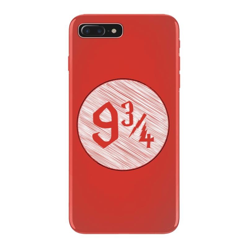 9 3 4 nine three quarters harry potter hogwarts iPhone 7 Plus Case