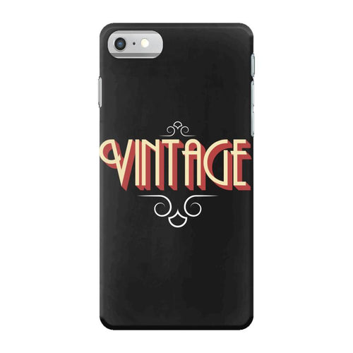 Vintage iPhone 7 Case