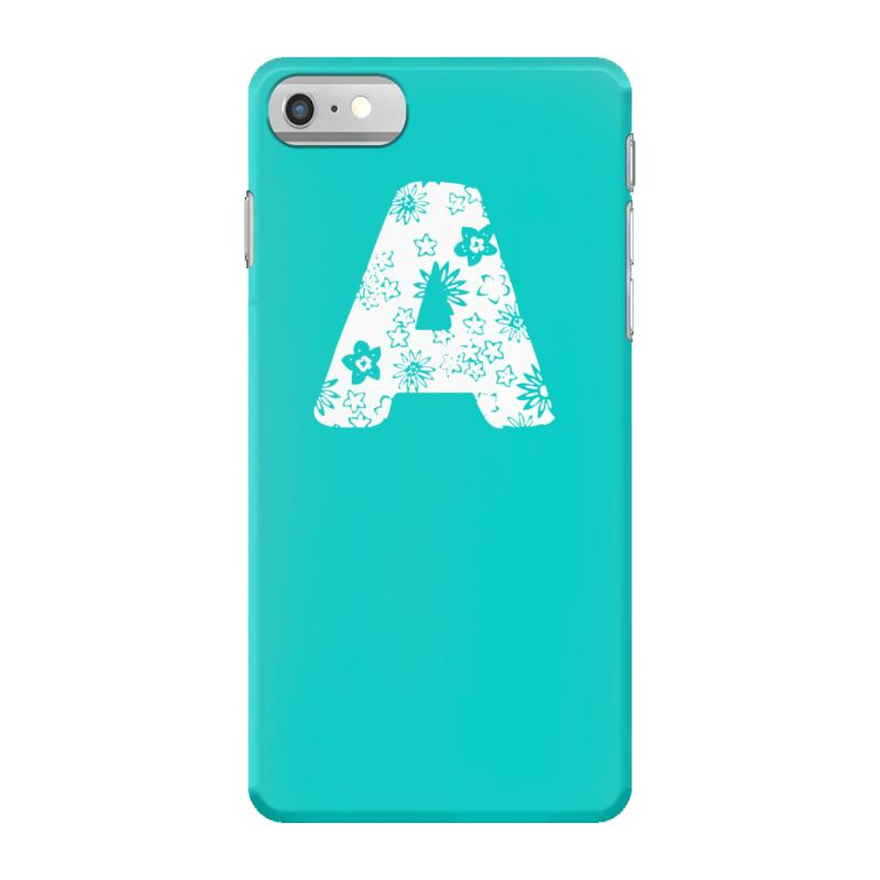 letter a iPhone 7 Case