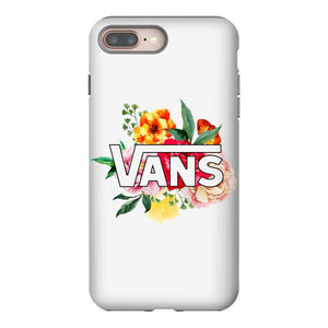 Vans Floral iPhone 8 Plus