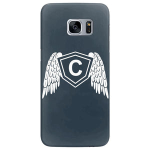 letter c with wings Samsung Galaxy S7 Edge