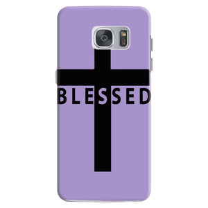 blessed cross Samsung Galaxy S7