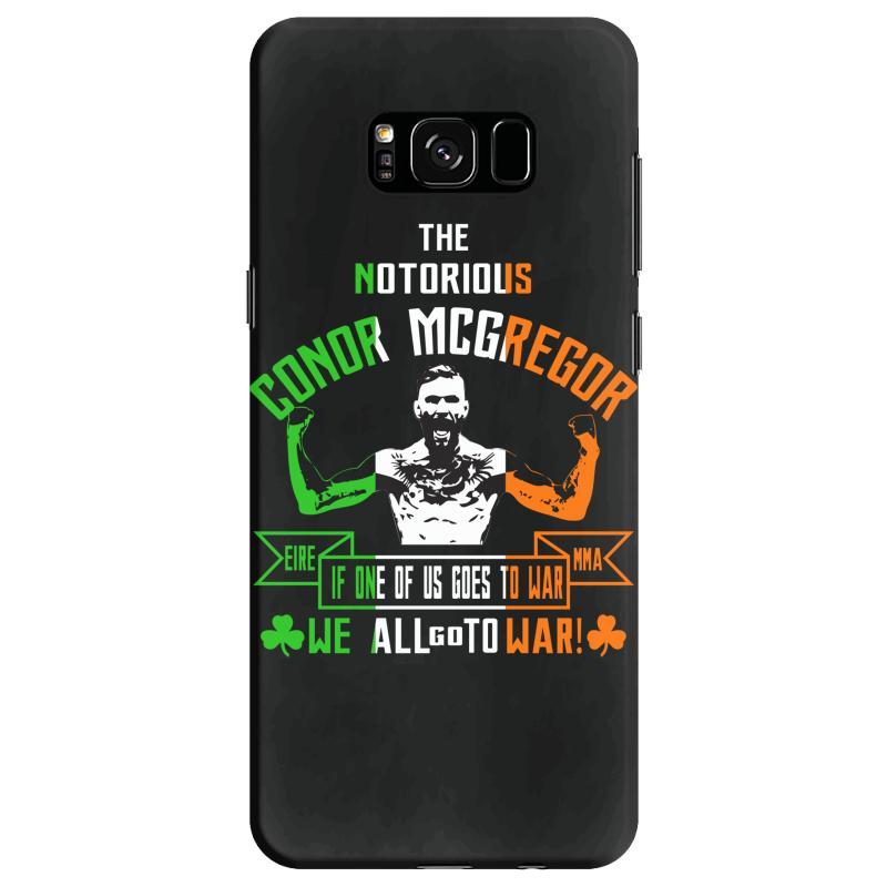 conor mcgregor notorious go to war irish Samsung Galaxy S8