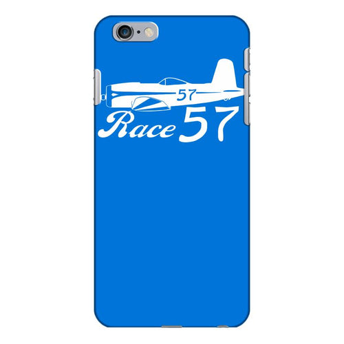 super corsair race 57 reno air racer decal f4u f2g air racing iPhone 6/6s Plus Case