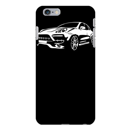porsche cayenne 955 tuning car suv facelift 4x4 turbo iPhone 6/6s Plus Case