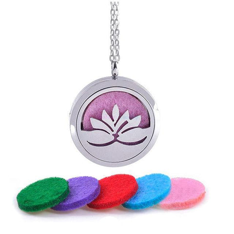 Dream Catcher Diffuser Necklace