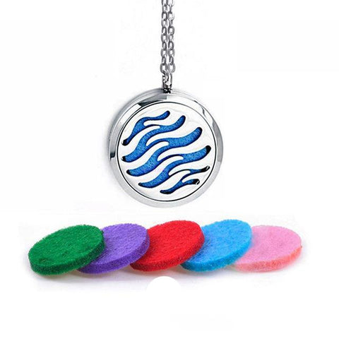 Ocean Breeze Diffuser Necklace