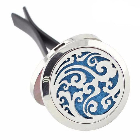 Aromatherapy Car Diffuser Lockets